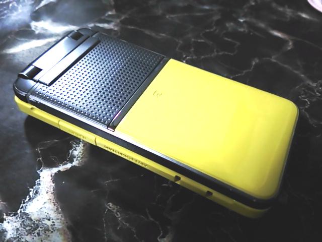 スマートフォンが当たり前になった今こそガラケーを思い出す。