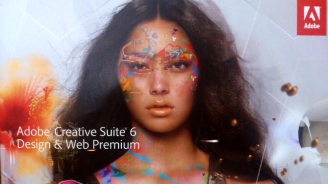 駆け込みでアカデミック版のAdobe CS6 Design & Web Premiumを購入しました。