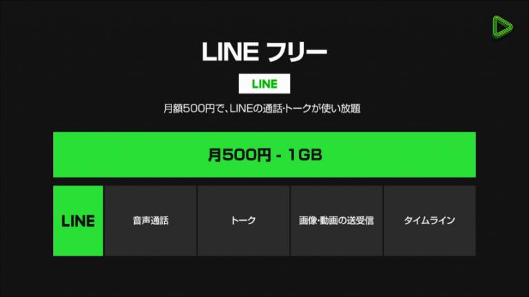 LINEモバイル サービス詳細発表会   LINE LIVE6