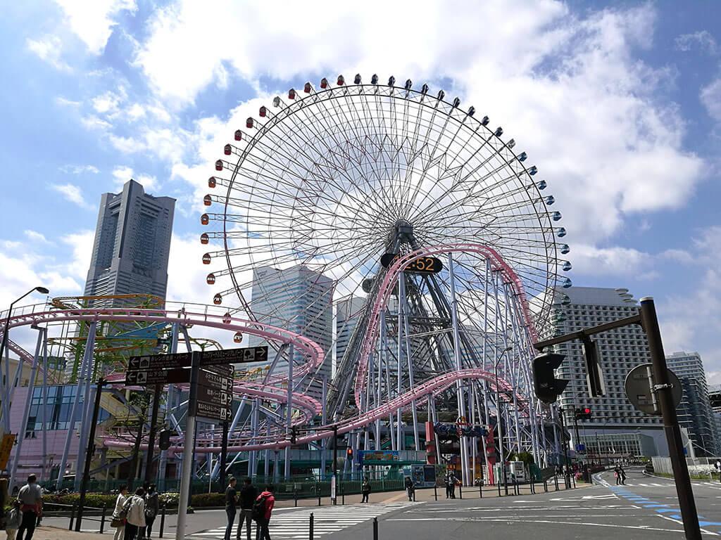 1週間でどこまで回れる?東京・大阪・名古屋の3大都市旅行に行ってきました。その4:東京・横浜編