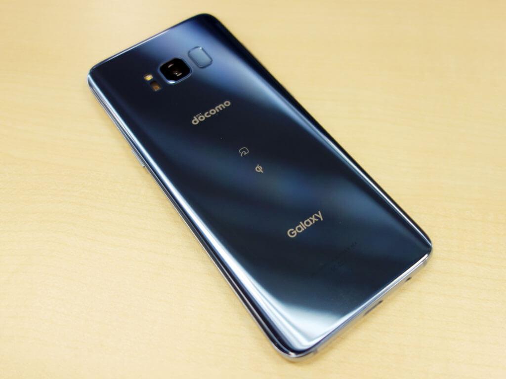 細かい気配りが使いやすい「Galaxy S8 SC-02J」の設定・便利機能・スペックをチェック