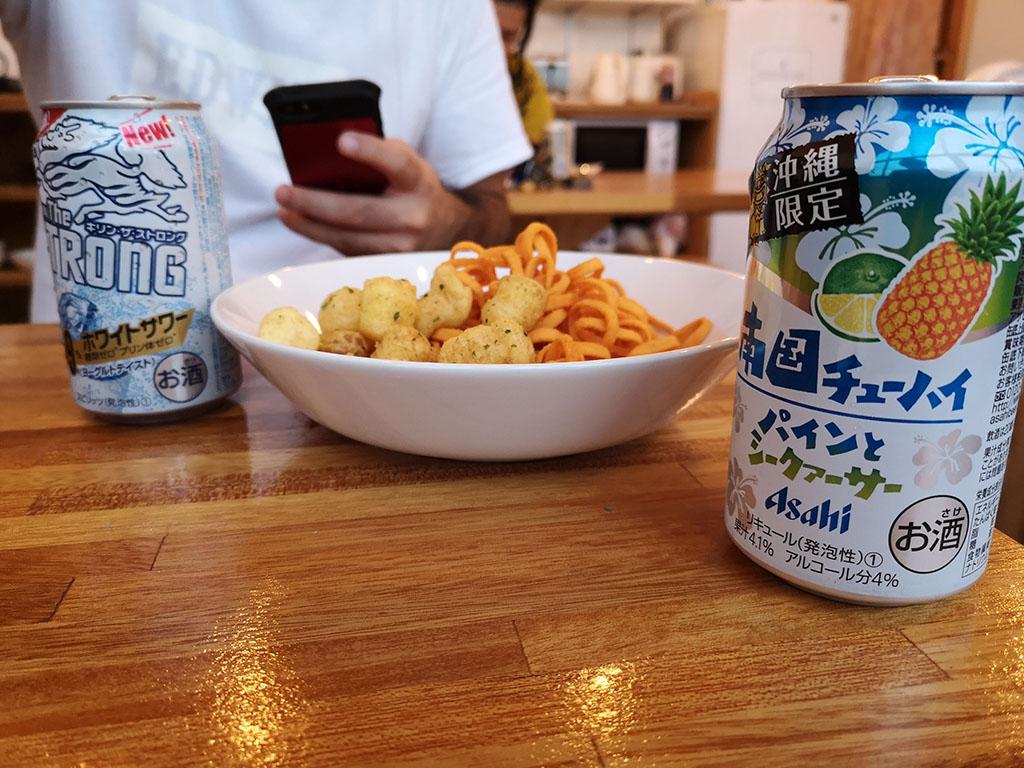 【3日目】台風直撃の石垣島で過ごす1日。ゲストハウスで缶詰のなか宿泊者と仲良くなった