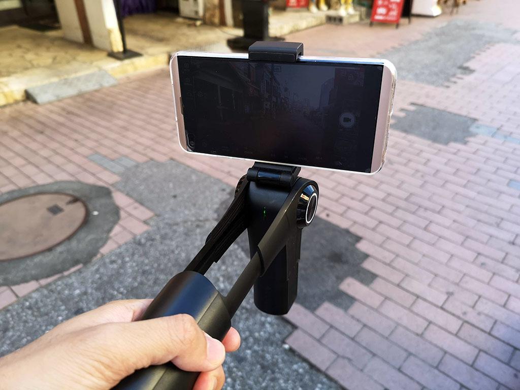コンパクトに持ち運べるスマホ用ジンバル「Snoppa M1」レビュー。素人でも手ブレの少ないヌルヌル映像が撮れる!
