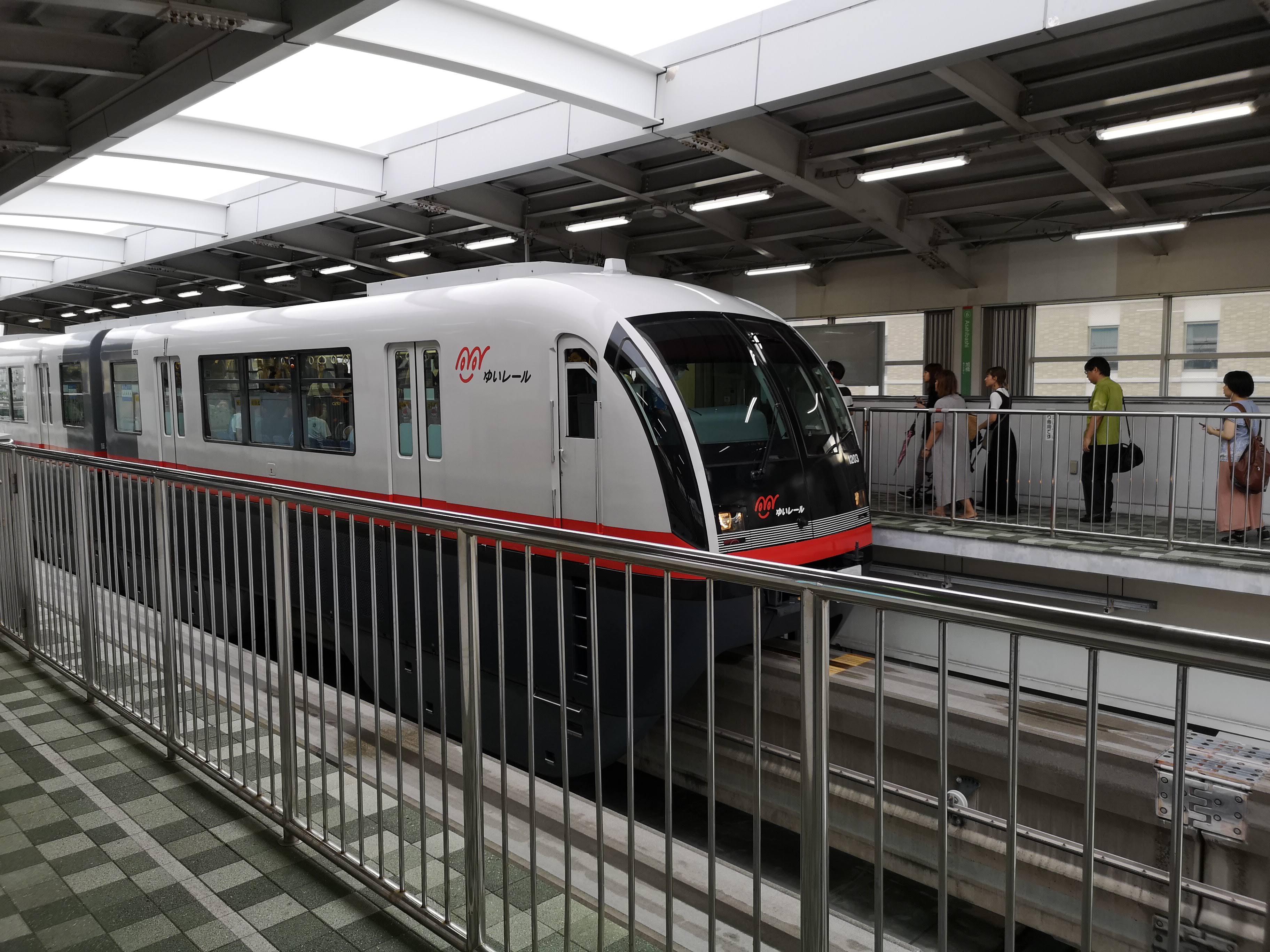 沖縄都市モノレール「ゆいレール」が2020年春からSuica等の交通系ICカードに対応!