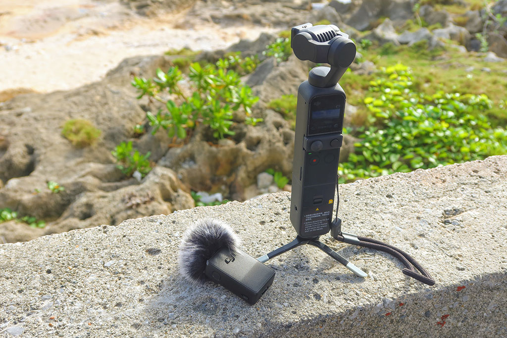 【レビュー】DJI Pocket 2 クリエイターコンボを購入!前作の弱点を解消したポケットサイズのVLOGカメラ